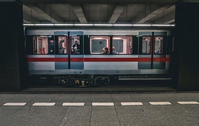 podchod metra