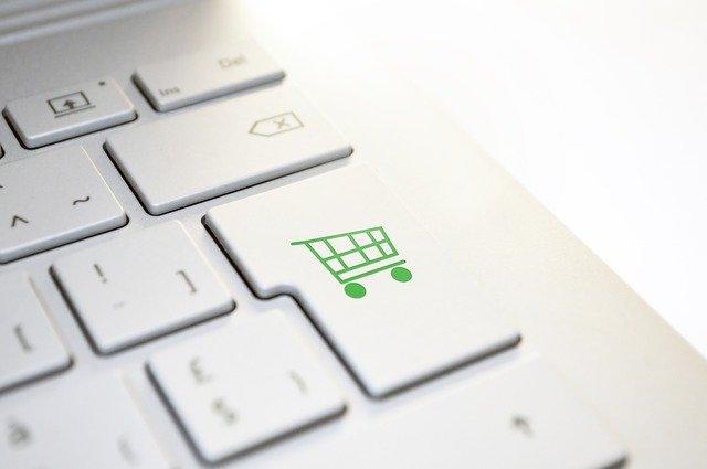 online prodej košík