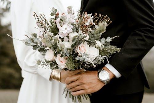 svatební kytic